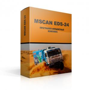 Mscan EDS-24