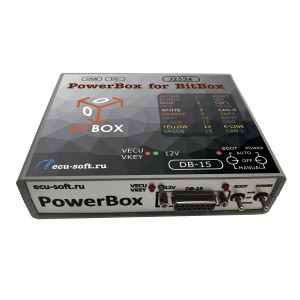 PowerBox for BitBox