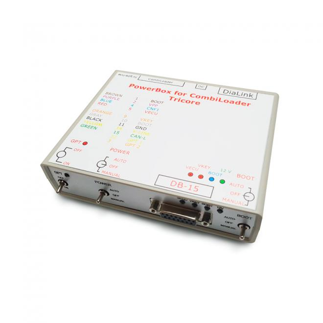 PowerBox for Combiloader Tricore